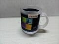 11OZ 350ML sublimation glass beer mug 2