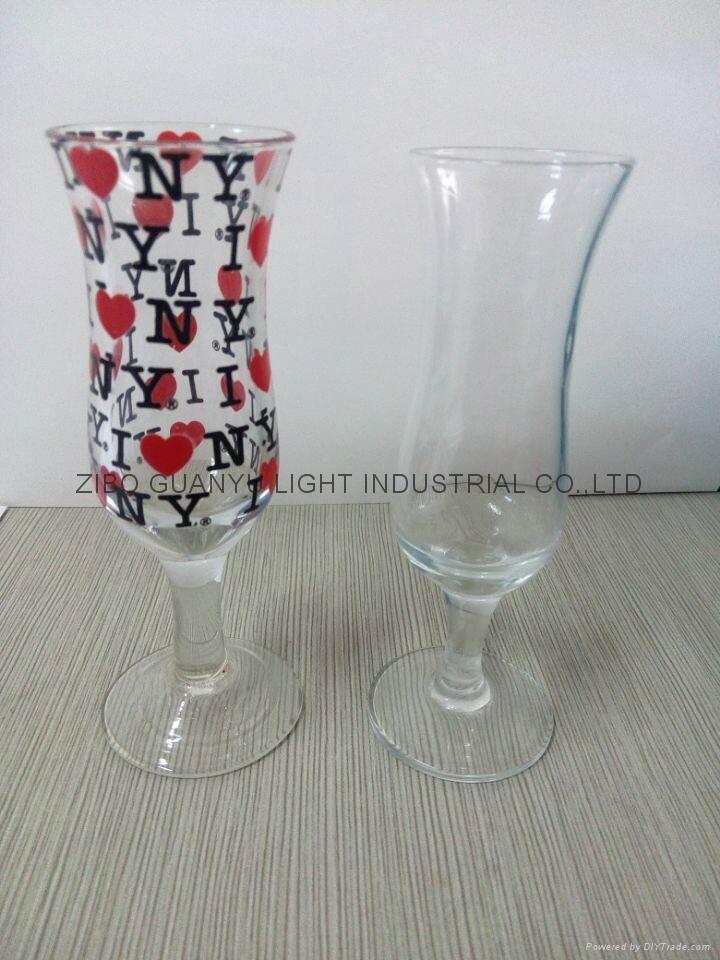 20&50ml clear wine glass 1