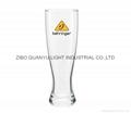 subliamtion16oz grand pilsner glass,beer