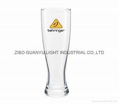 subliamtion16oz grand pilsner glass,beer glass