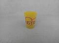 Sprayed shot glass glassware 7