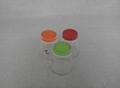 Sprayed shot glass glassware 8