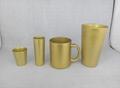 16OZ Laser Engrared glass mug 2