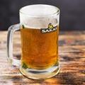 400ml crystal glass beeer mug 2
