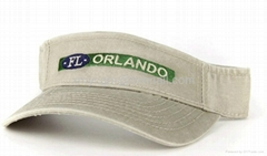 2014 New Vintage Sun Visor Trucker Hats