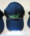 made in China 2014 OEM LED Baseball caps