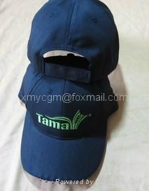 绣花LOGO LED棒球帽 3