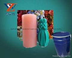 Liquid silicon rubber rtv for manual mold making