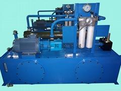 煤礦行業液壓系統
