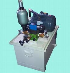 鋁型材行業液壓系統