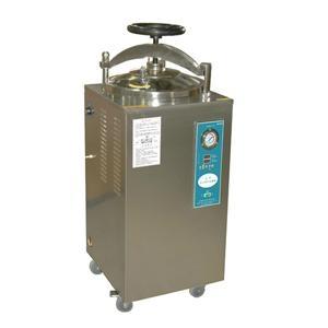YXQ-LS-50SII立式压力蒸汽灭菌器 1