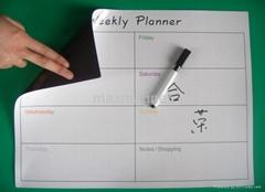 magnetic write board