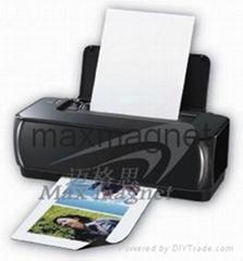 magnet printing paper