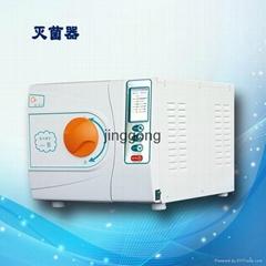 天津精工 全自动三次脉动真空压力灭菌器 25L