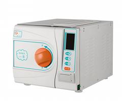 全自動打印式三次脈動真空壓力蒸汽滅菌器 18L打印日期參數