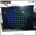 indoor foldable led video screen for sale RGB full color 3