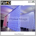 indoor foldable led video screen for sale RGB full color 2