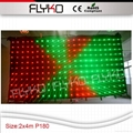Free shipping led stage backdrop exhibition display show 3