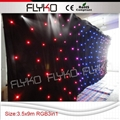 Free shipping China led lighted stage backdrop 2