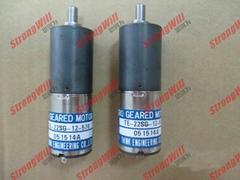 Think Engineering Micro geared motorTE-22SG-12-96 TE-16 KM-12-864