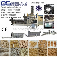 Fully automatic Textured Fibre Soya Protein Production Line