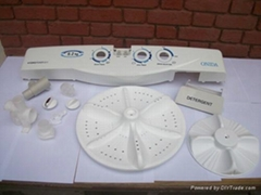 plstic Wshing machine mould parts mould