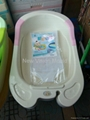 Plastic injection baby tub mould