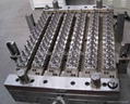 72 cavities PET preform mould