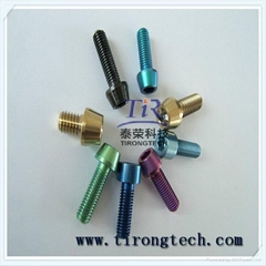 price for titanium bolts and nuts