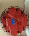 Hitachi ZX160LC travel motor