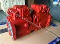 Kawasaki K5V80DT-1LCR-9C05 hydraulic pump