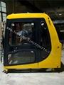 Komatsu PC200E-6 Komatsu operator cabin