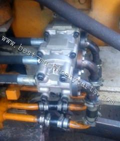 Komatsu PC50UU-1 Hydraulic main pump Komatsu hydraulic pump 1