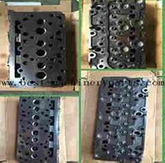 Kubota cylinder head  Kubota engine parts