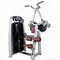 Gym Equipment Lat Pulldown TZ-6008