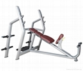 Fitness Bench Olympic Incline Bench