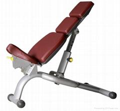 Gym Equipment  Adjustable Bench