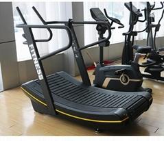 Best Price China Manufacturer Commercial Gym Machine Technogym Air Runner Curv
