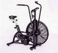 Ce Approved Commercial Gym Equipment Assault Bike Exercise Air Bike
