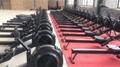 Black Air Rower Fitness Rowing Machine 5