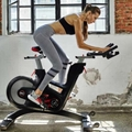 New Fitness commercial exercise magnetic spinning bike