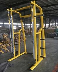 Body building machine Smith Machine EG-7035