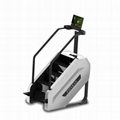 Fitness & Body Building Use Commerical Gym Equipment Stepper Climber Electric St