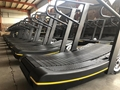 Gym Center Fitness self-generating treadmill Professional Woodway Curve Treadmil
