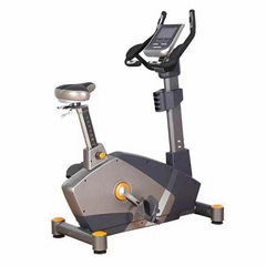 PLUSX Commercial Indoor Gym Stationary Magnetic Bike Upright Exercise Bike for s