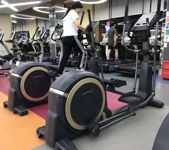 New design commercial elliptical machine / fitness equipment / Elliptical 1
