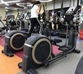 New design commercial elliptical machine