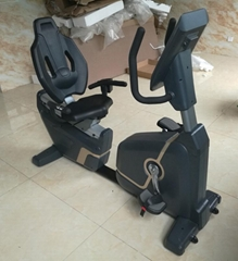 Commercial Recumbent Bike / Spinning bike / Gym fitness equipment