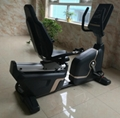 Commercial Recumbent Bike / Spinning bike / Gym fitness equipment 3