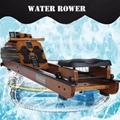Professional manufacturer Wooden water rower indoor gym equipment